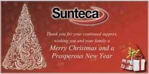 Sunteca Christmas card 2014